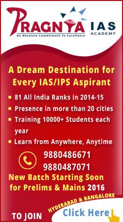 Pragnya IAS Academy