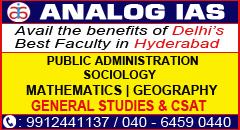 Analoge IAS