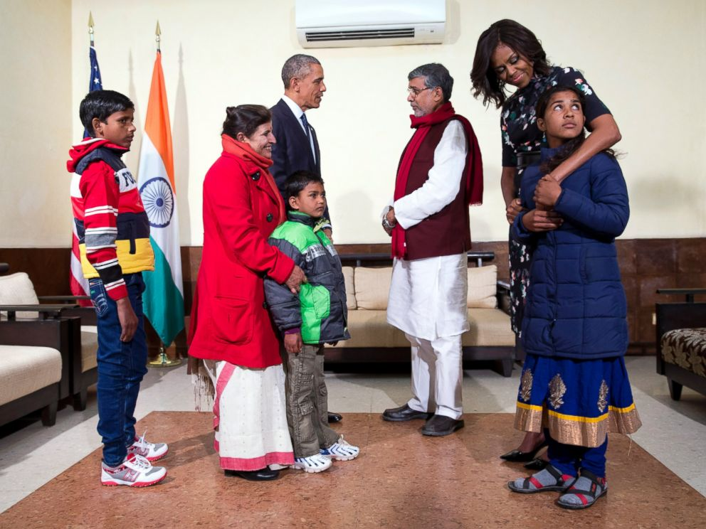 Obama essay reveals outmoded thinking on gender realities   Newsday Home   FC      Barack Obama Elementary School  th grader Danna Morgan was announced as  a runner up in
