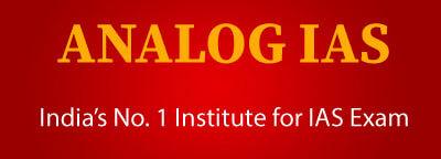 Analog Ias academy