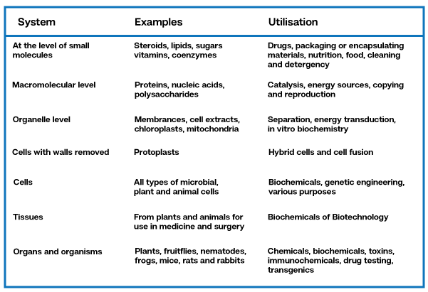 Biotechnology Awareness Biotechnology Applications Biotechnology Definition