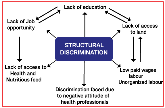 effects of caste system on education in india pdf